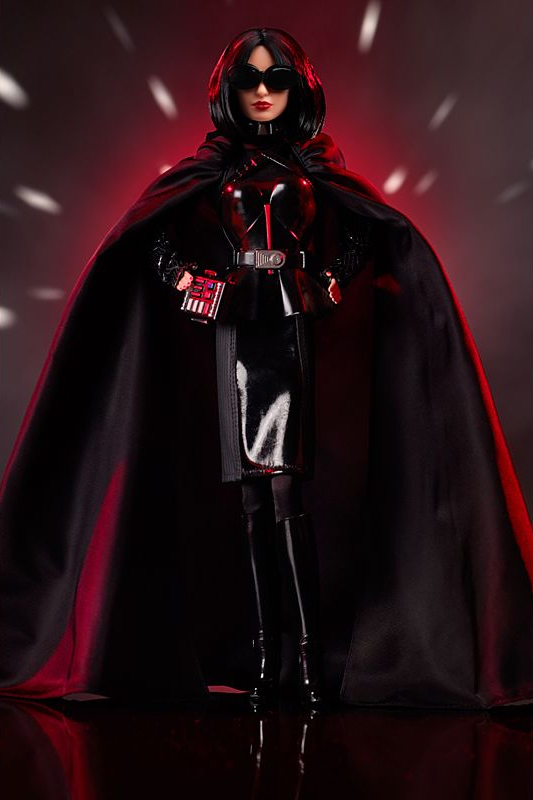 Star Wars Darth Vader Barbie