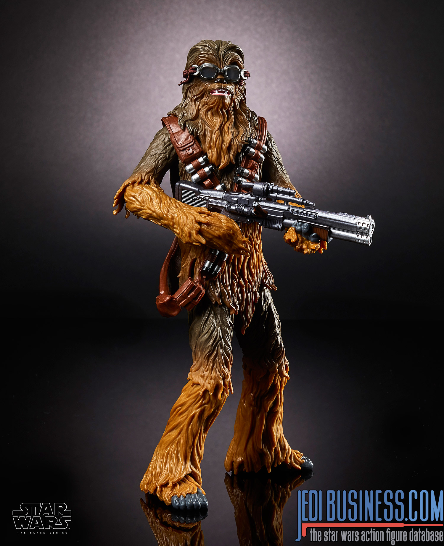 Chewbacca Black Series Solo movie
