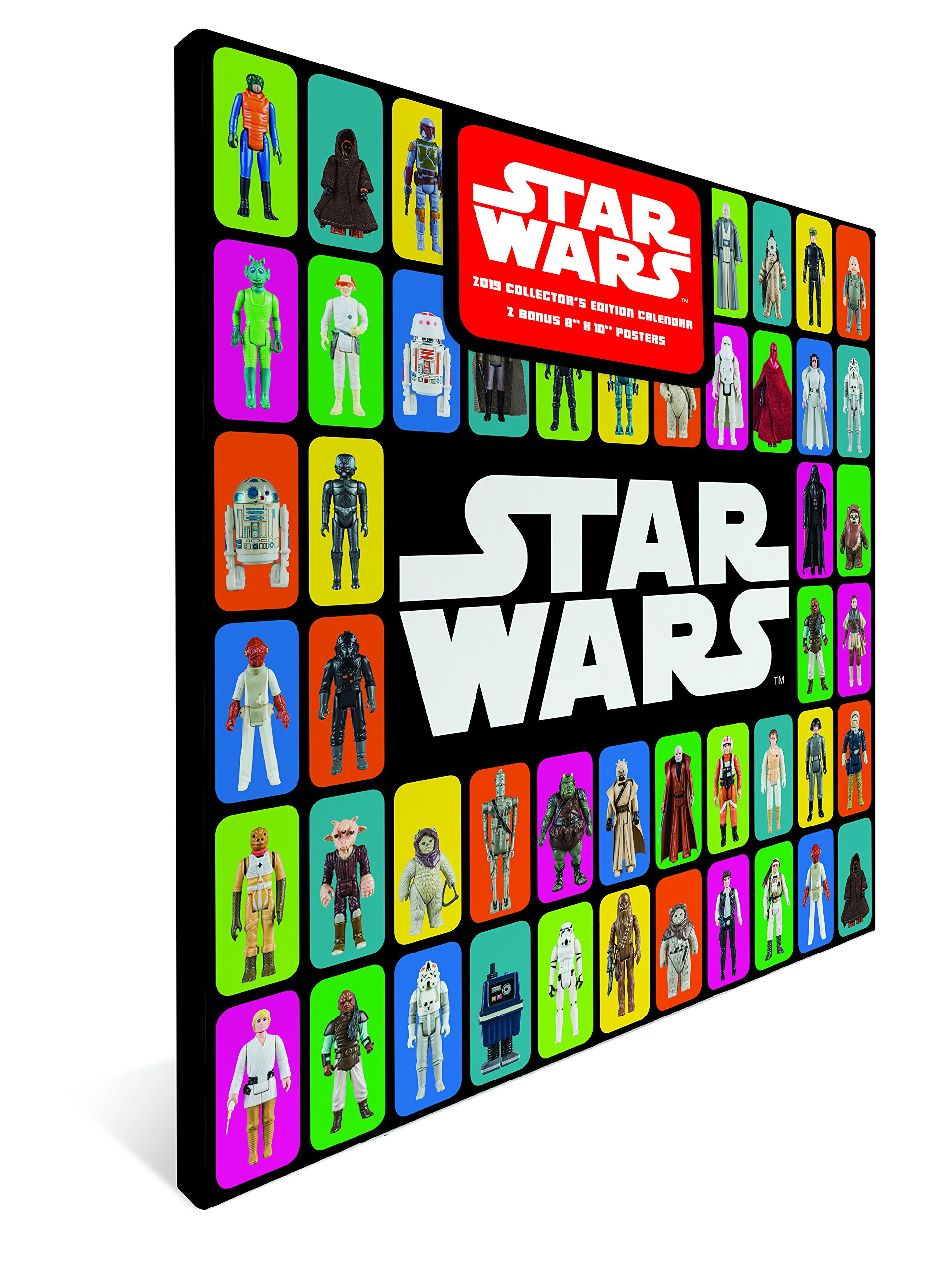 Star Wars Kenner Calendar