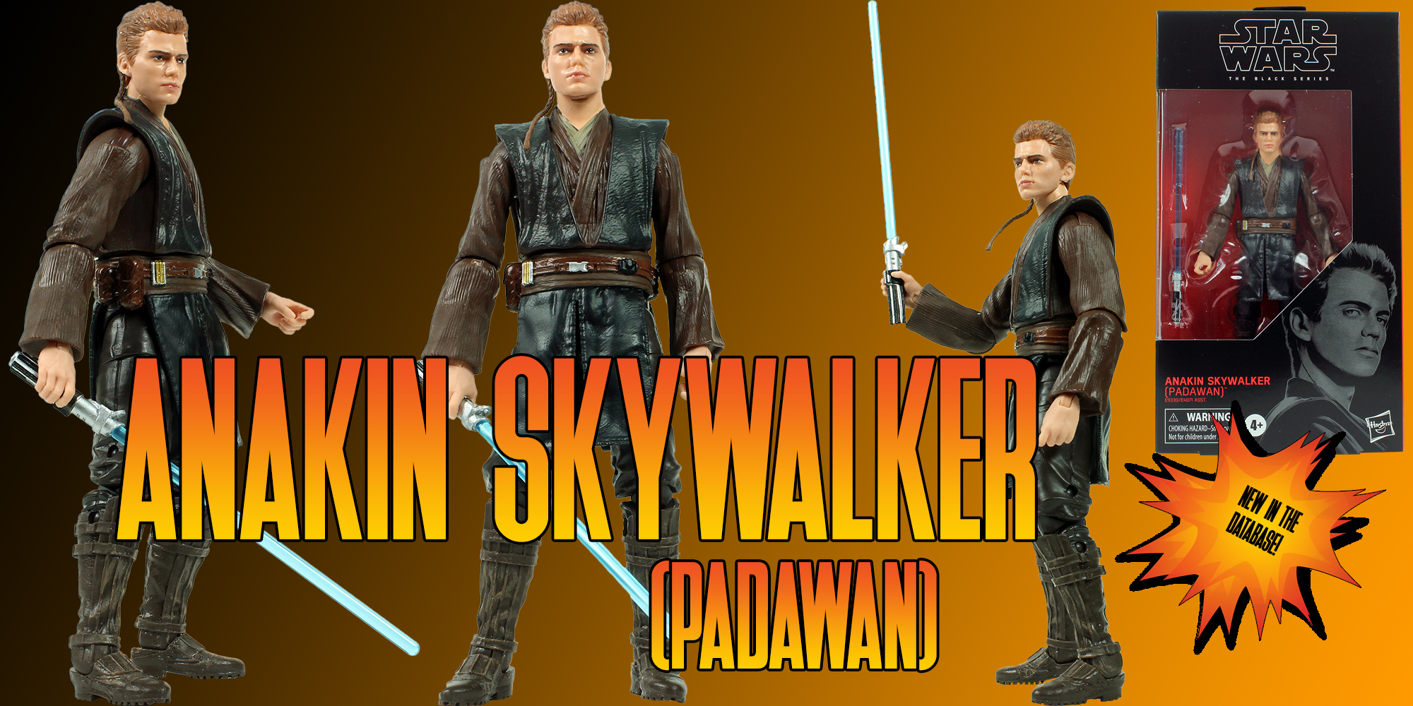 Black Series Anakin Skywalker
