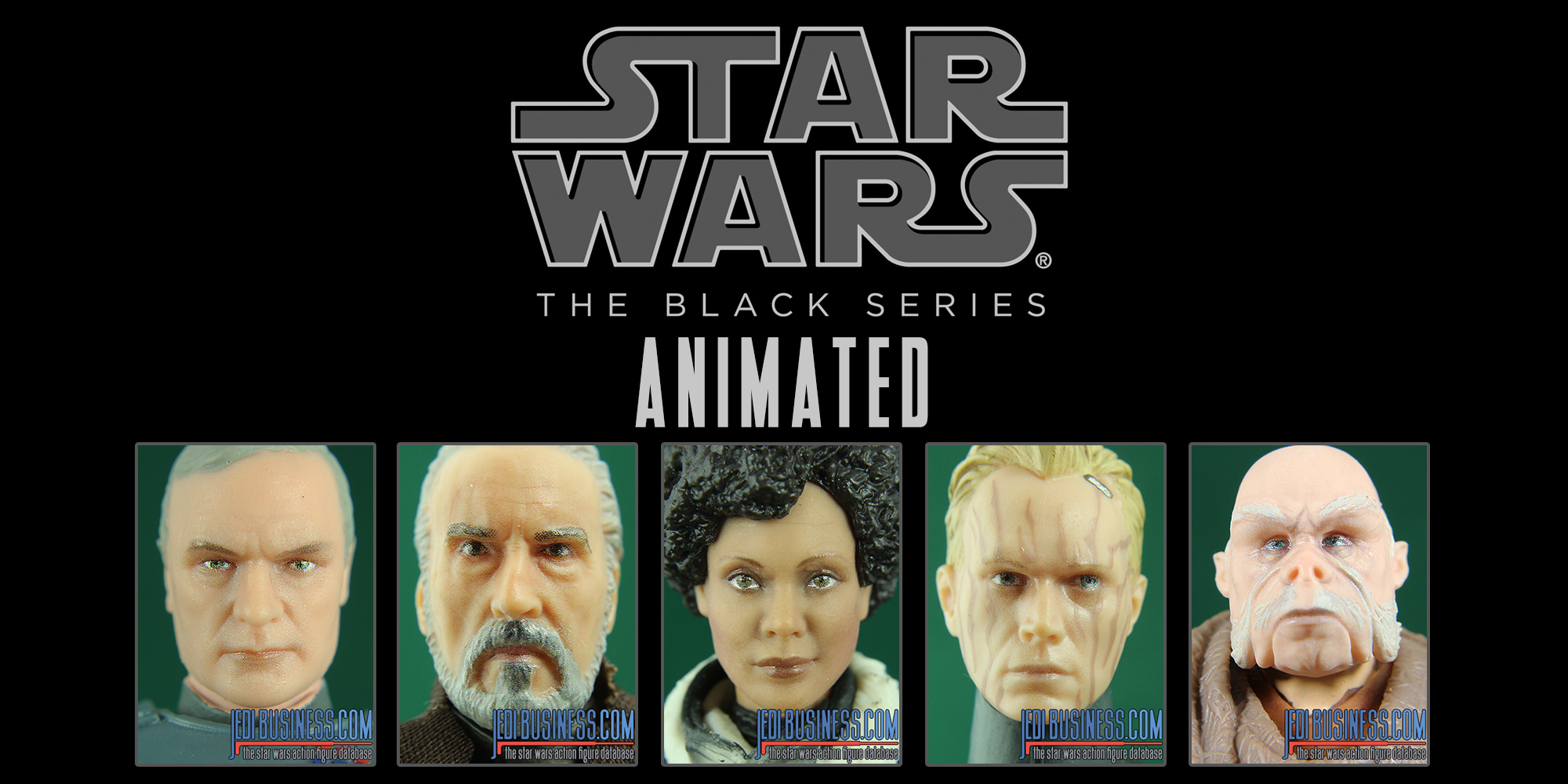 Black Series Animated