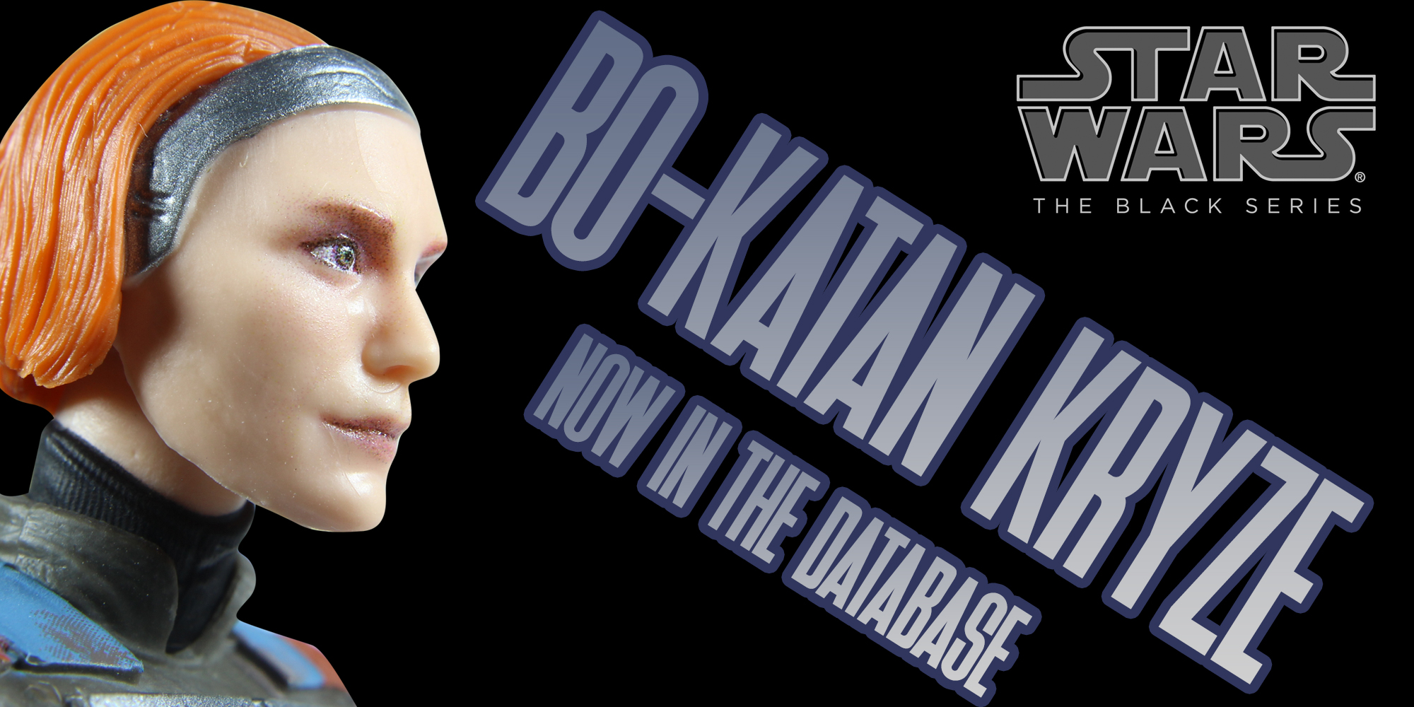 Black Series Bo-Katan Kryze