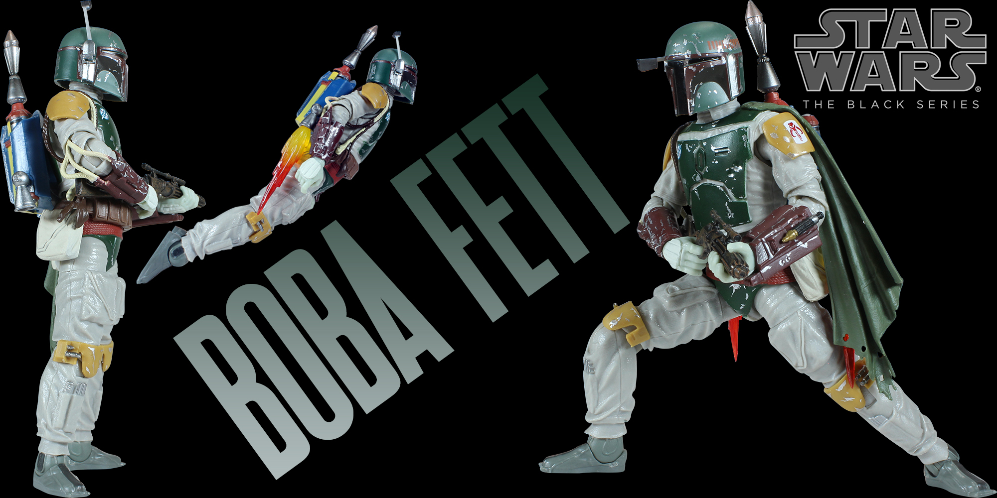 Black Series Boba Fett ROTJ