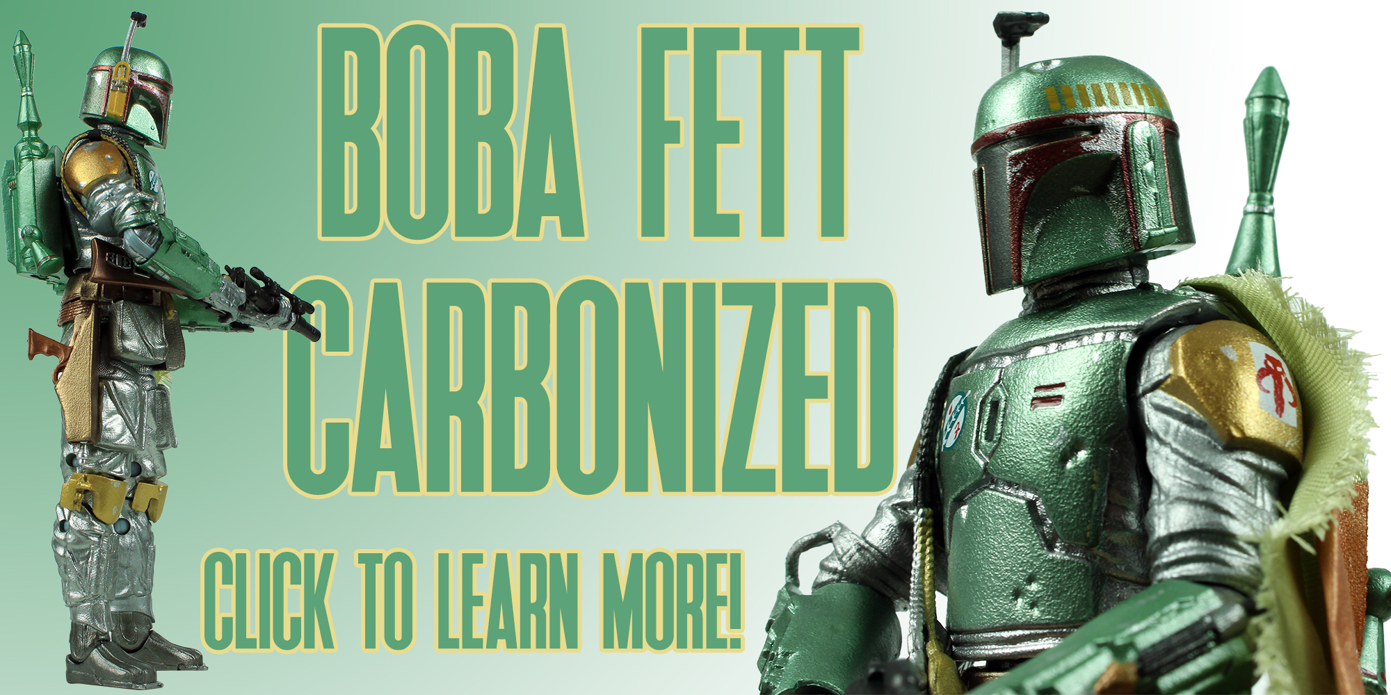 Carbonized Boba Fett