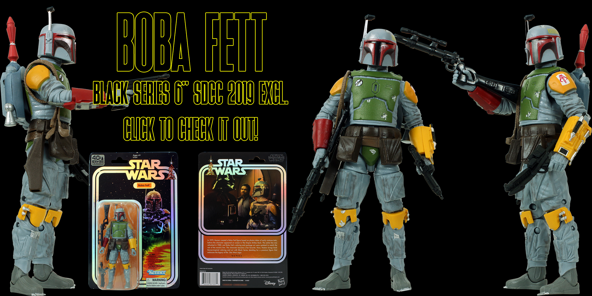 Black Series Boba Fett