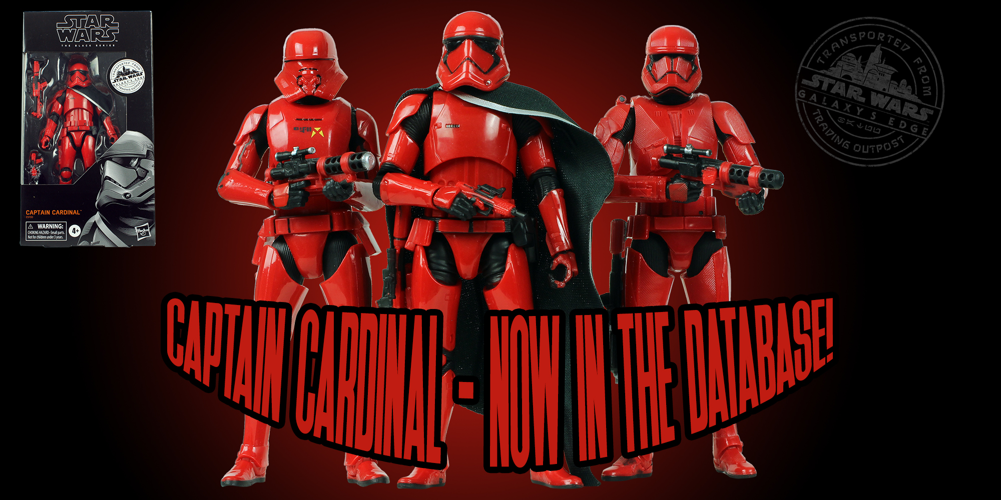 Black Series Captain Cardinal