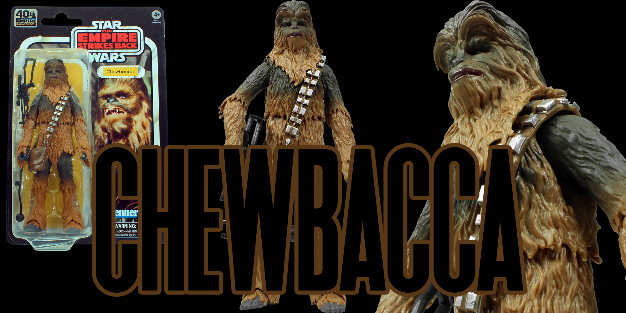Black Series Chewbacca
