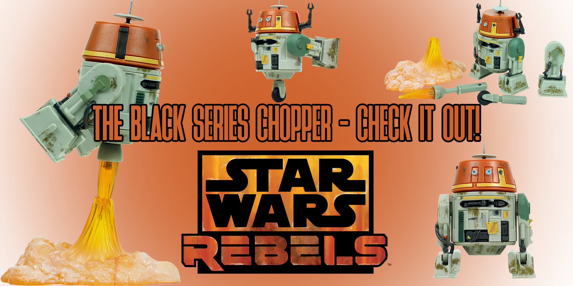 Black Series Chopper