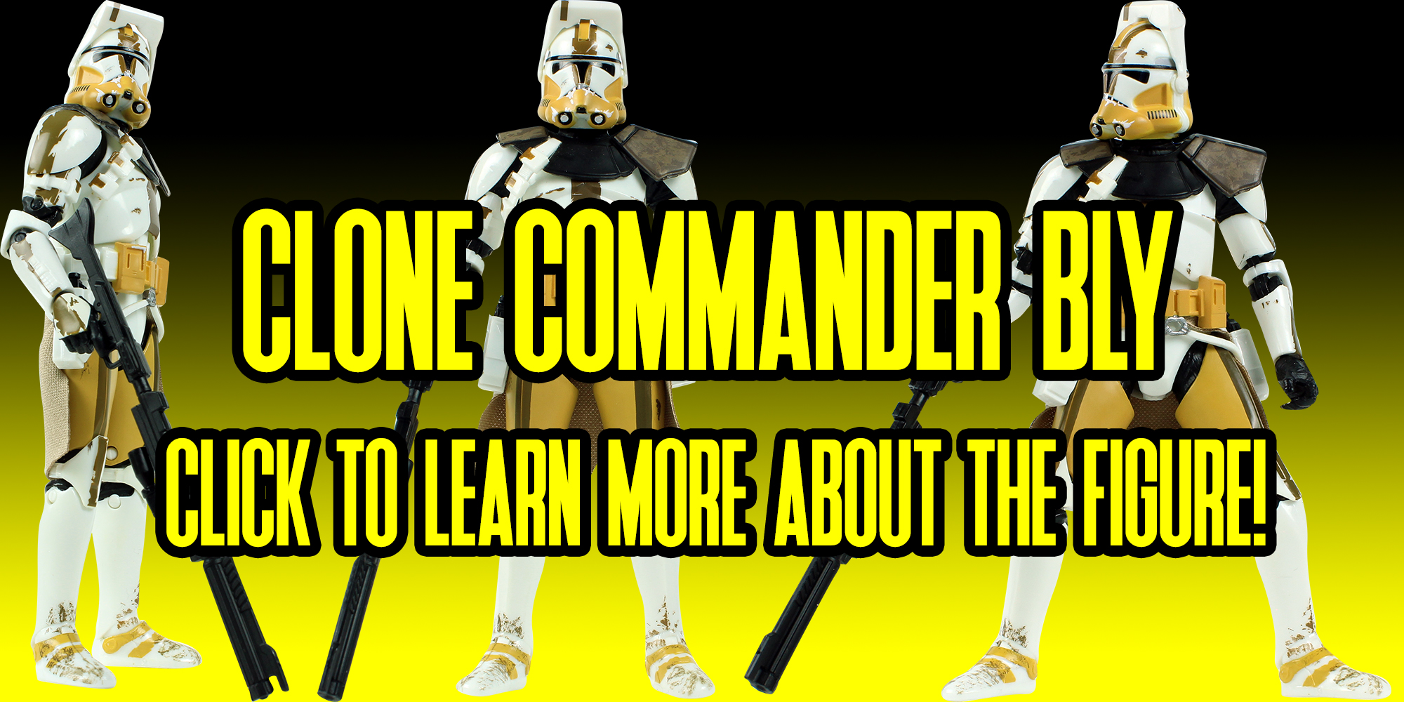 Black Series Clone Commander Bly