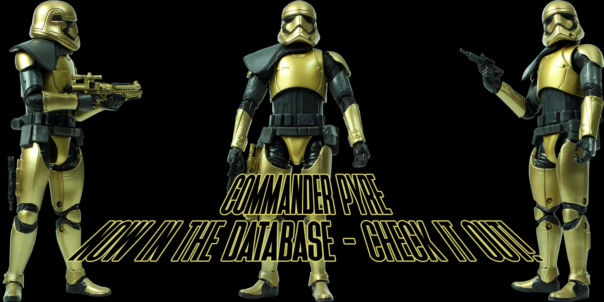 Black Series Commander Pyre