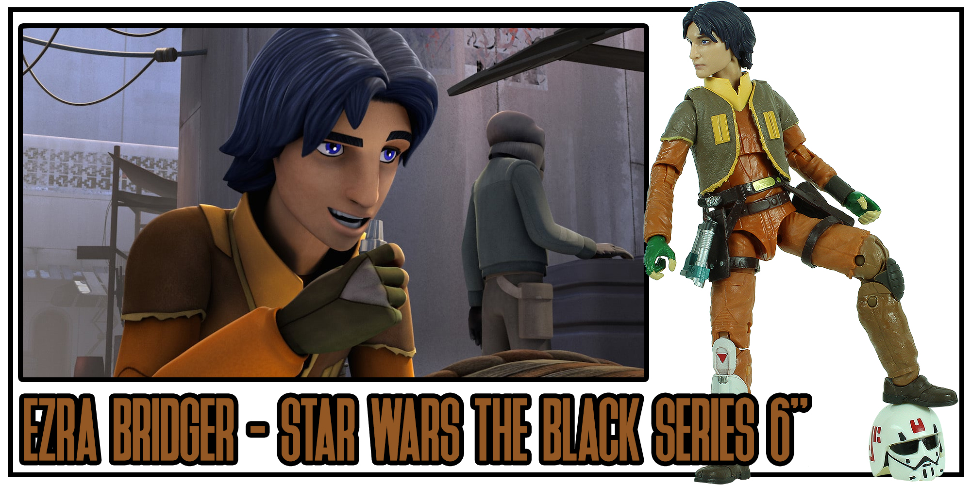 Black Series Ezra Bridger