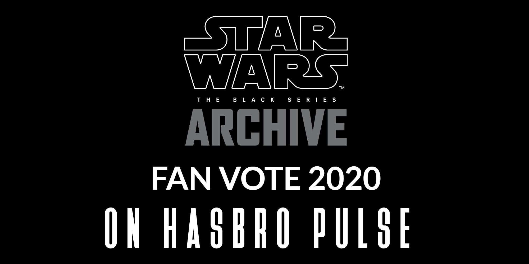 Black Series Fan Vote