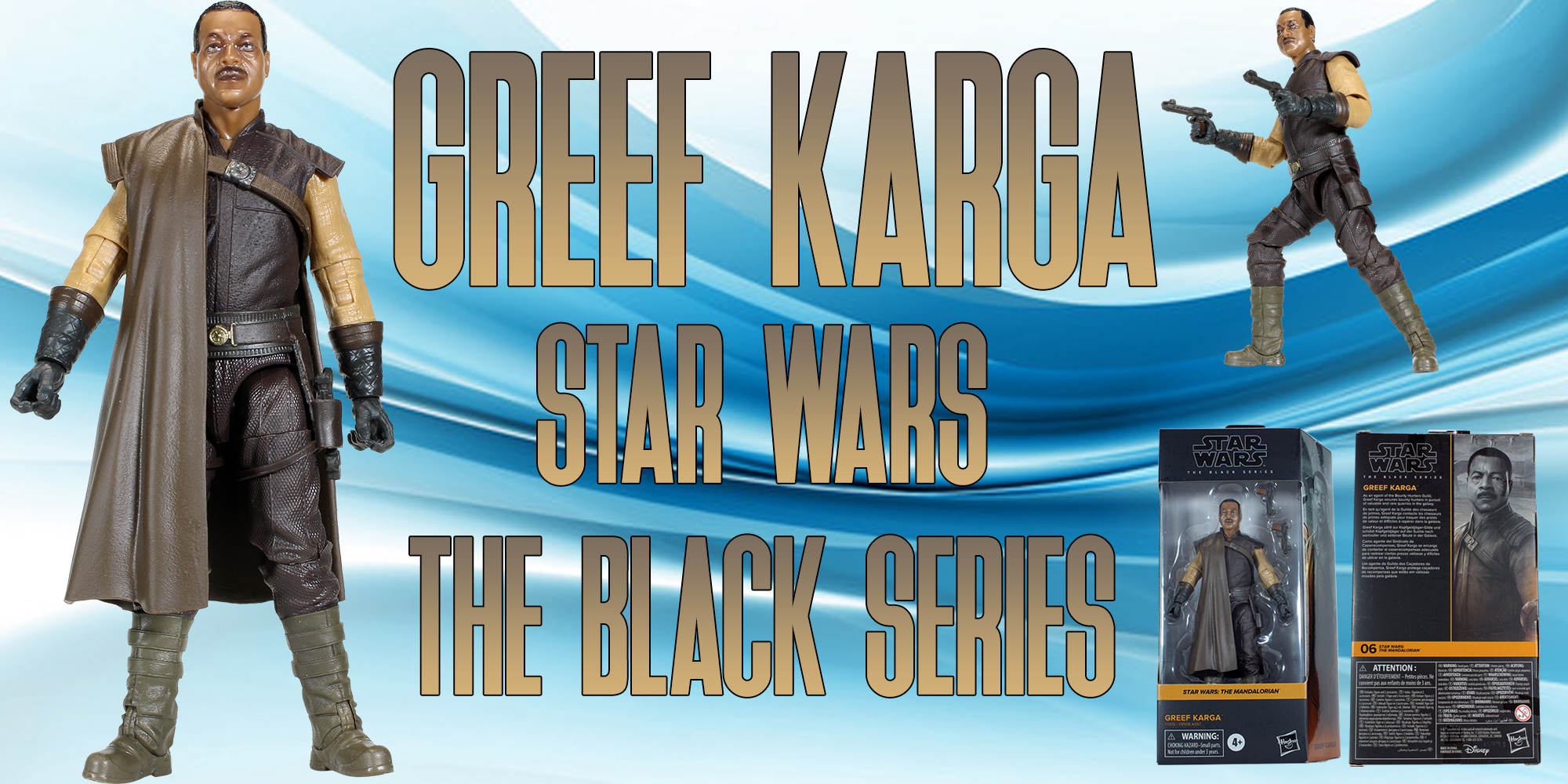 Black Series Greef Karga