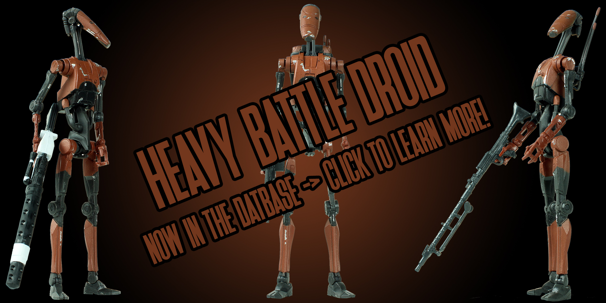Heavy Battle Droid