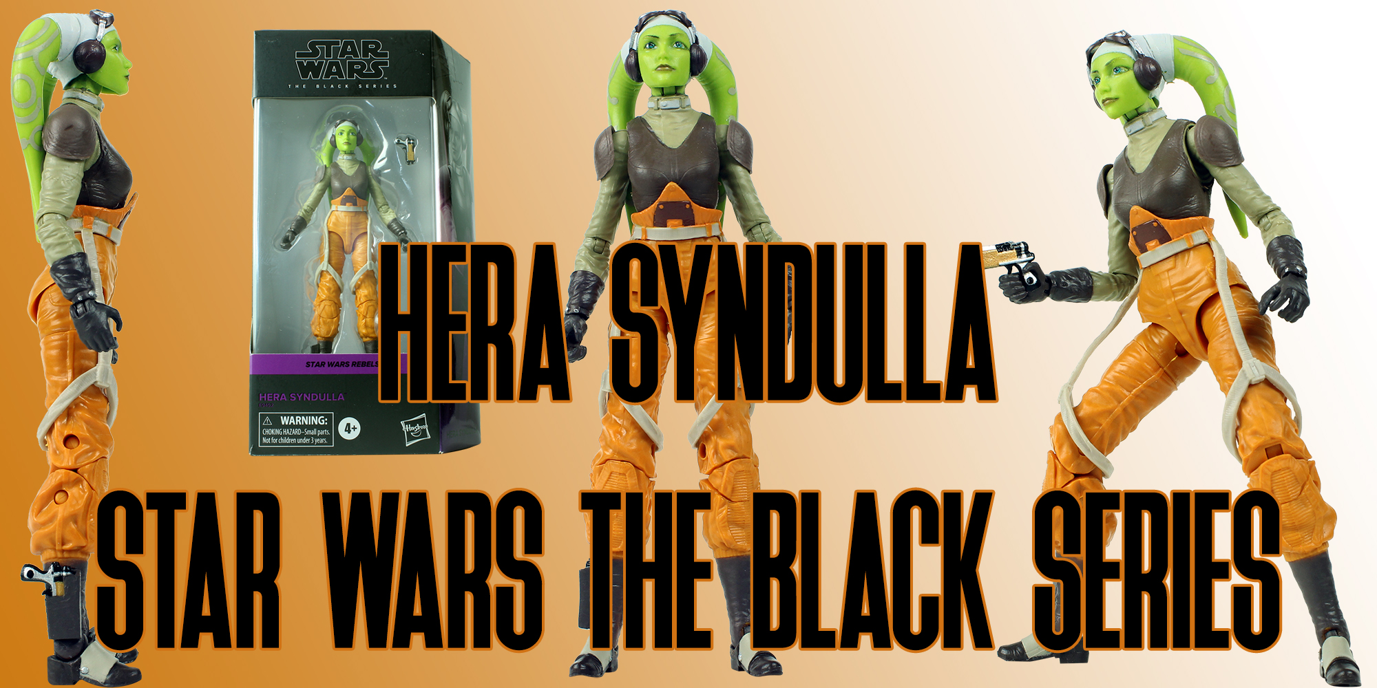 Black Series Hera Syndulla