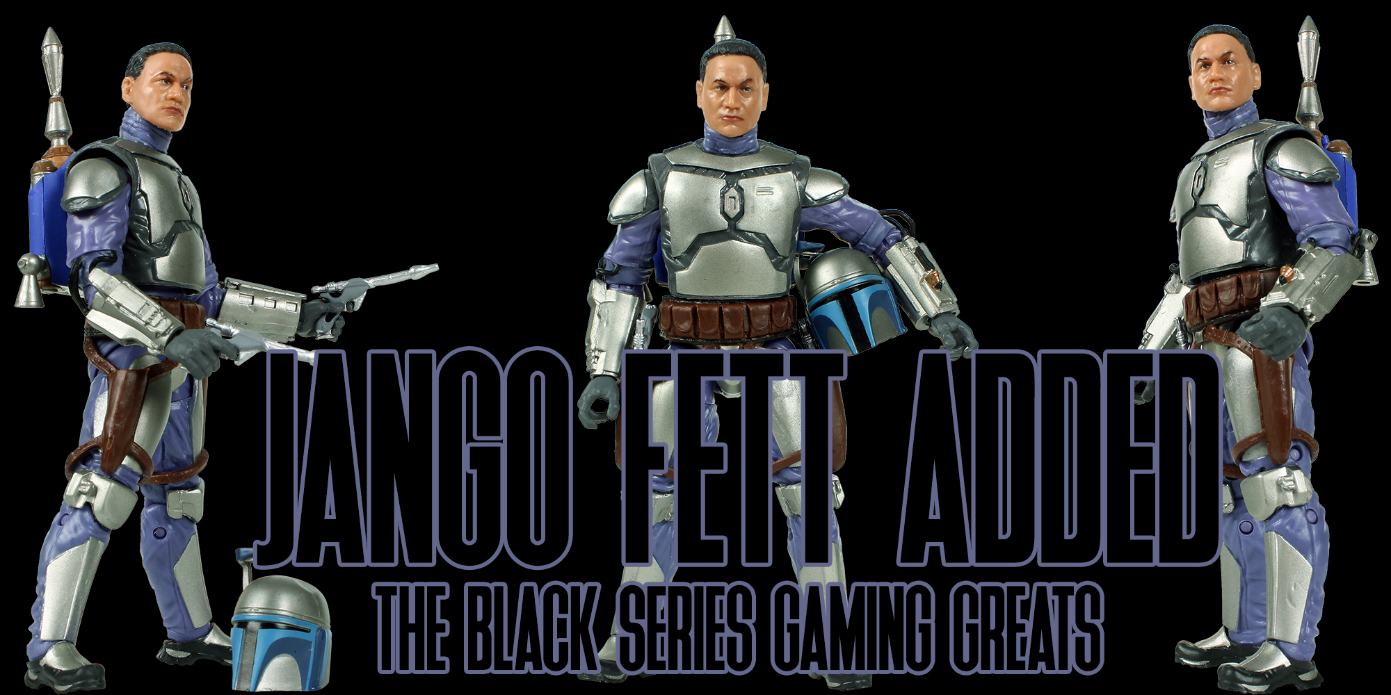 Gaming Greats Jango Fett