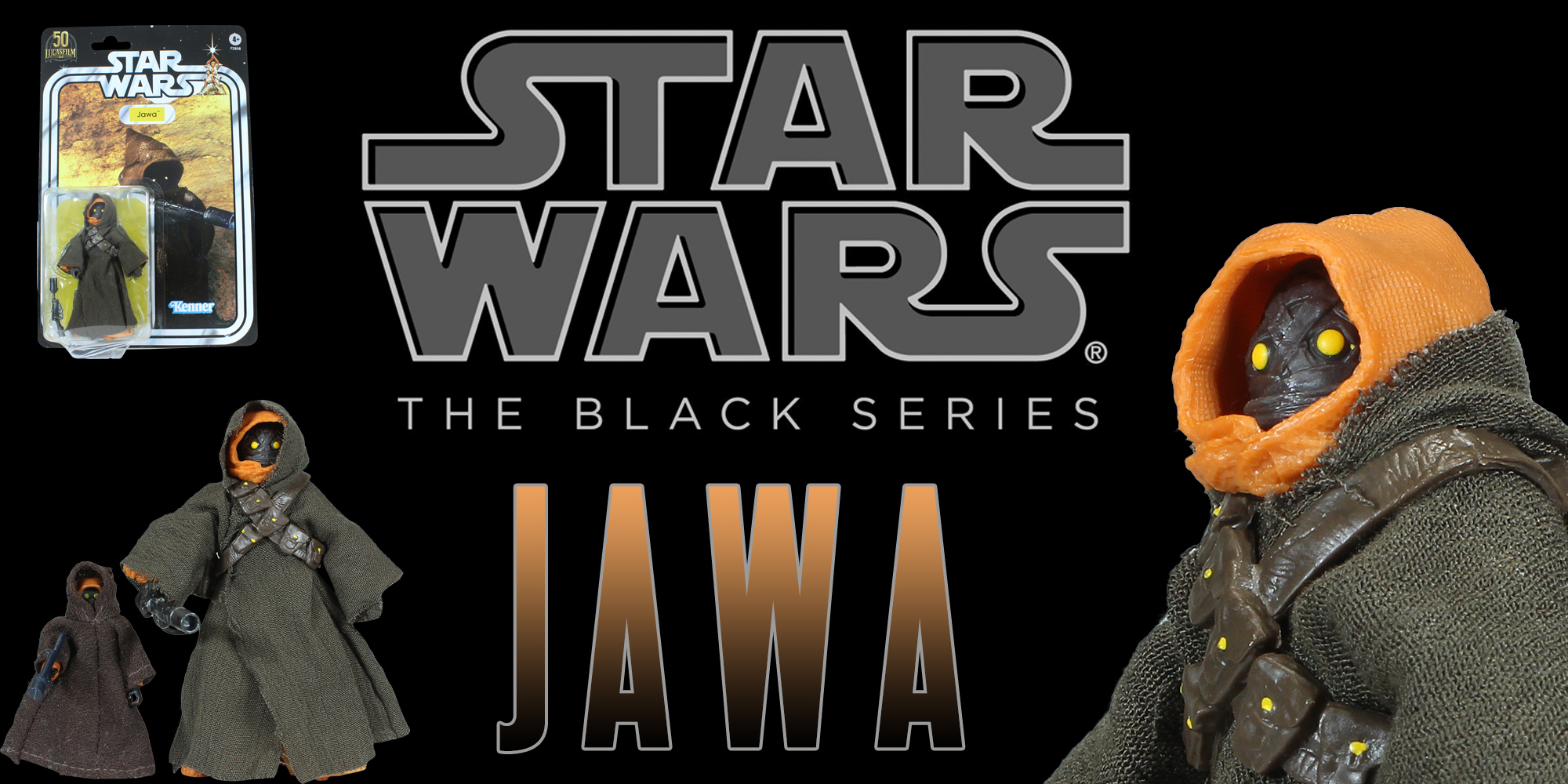 Black Series Jawa Kenner