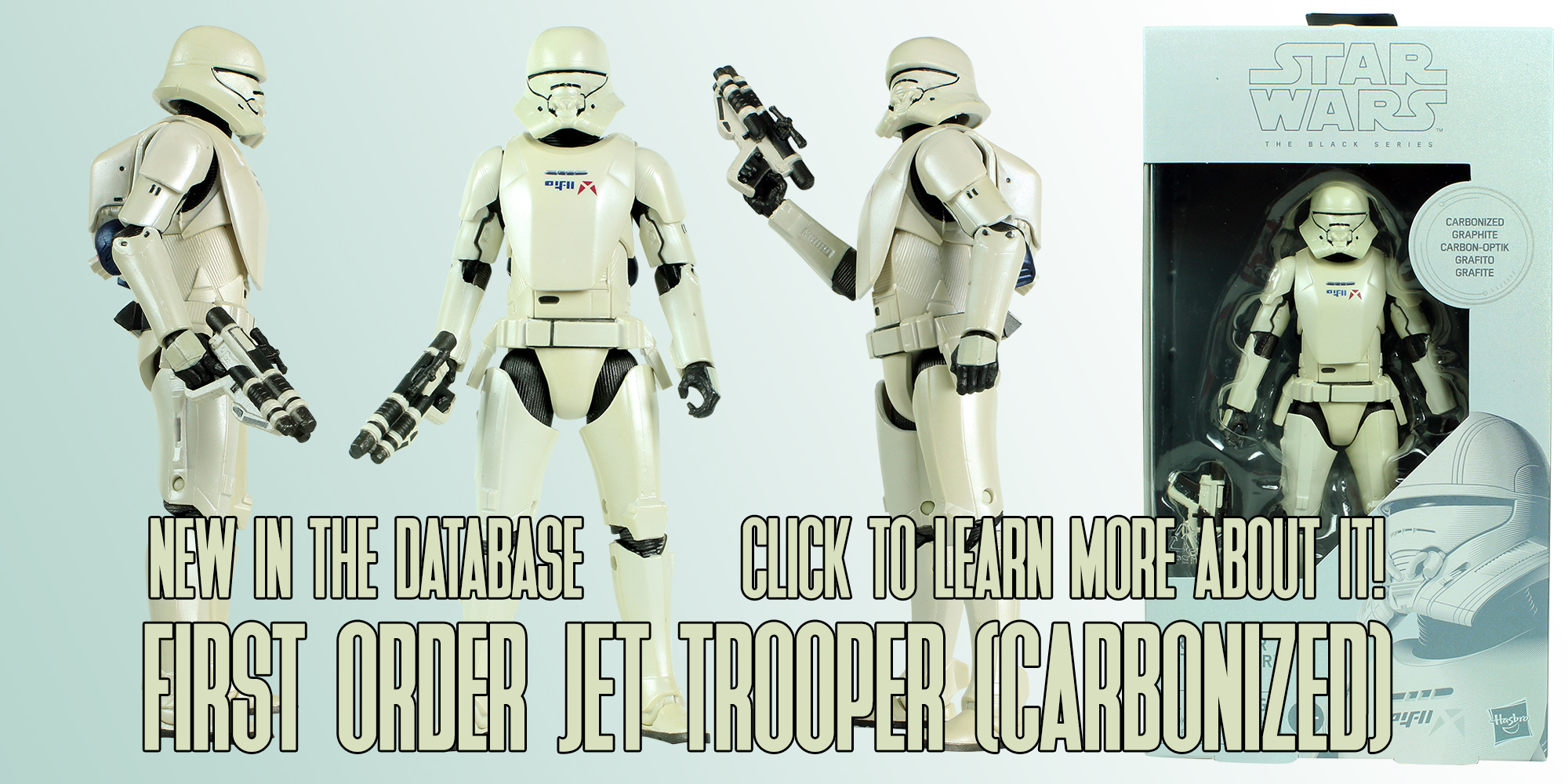 Black Series Jet Trooper Carbonized