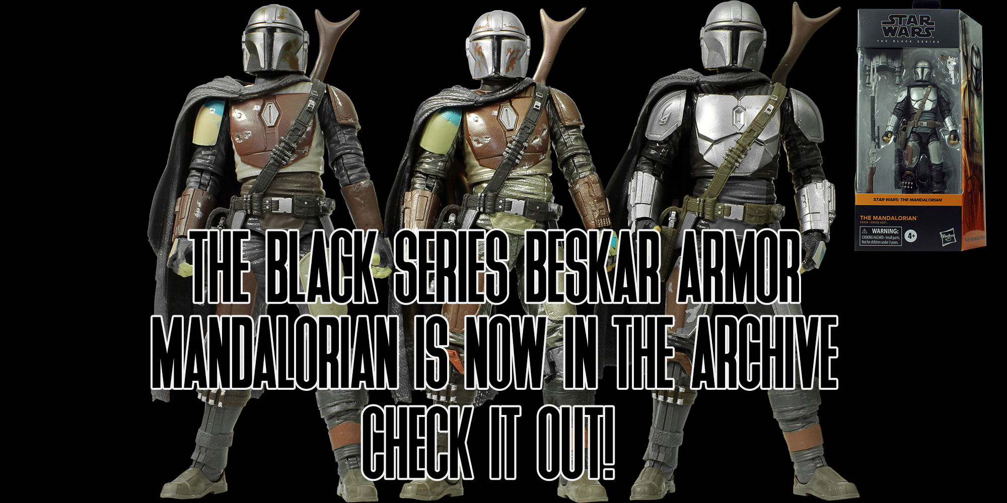 Black Series Mandalorian