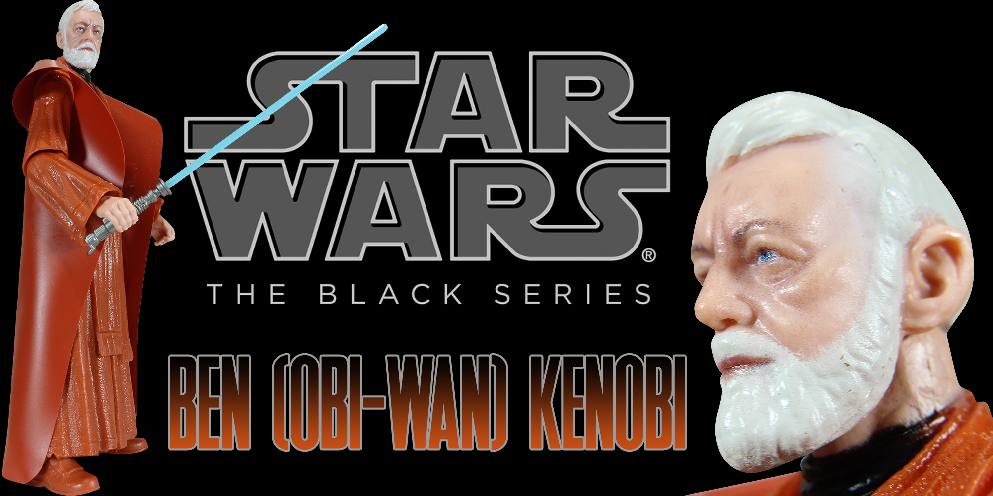 Black Series Ben Kenobi