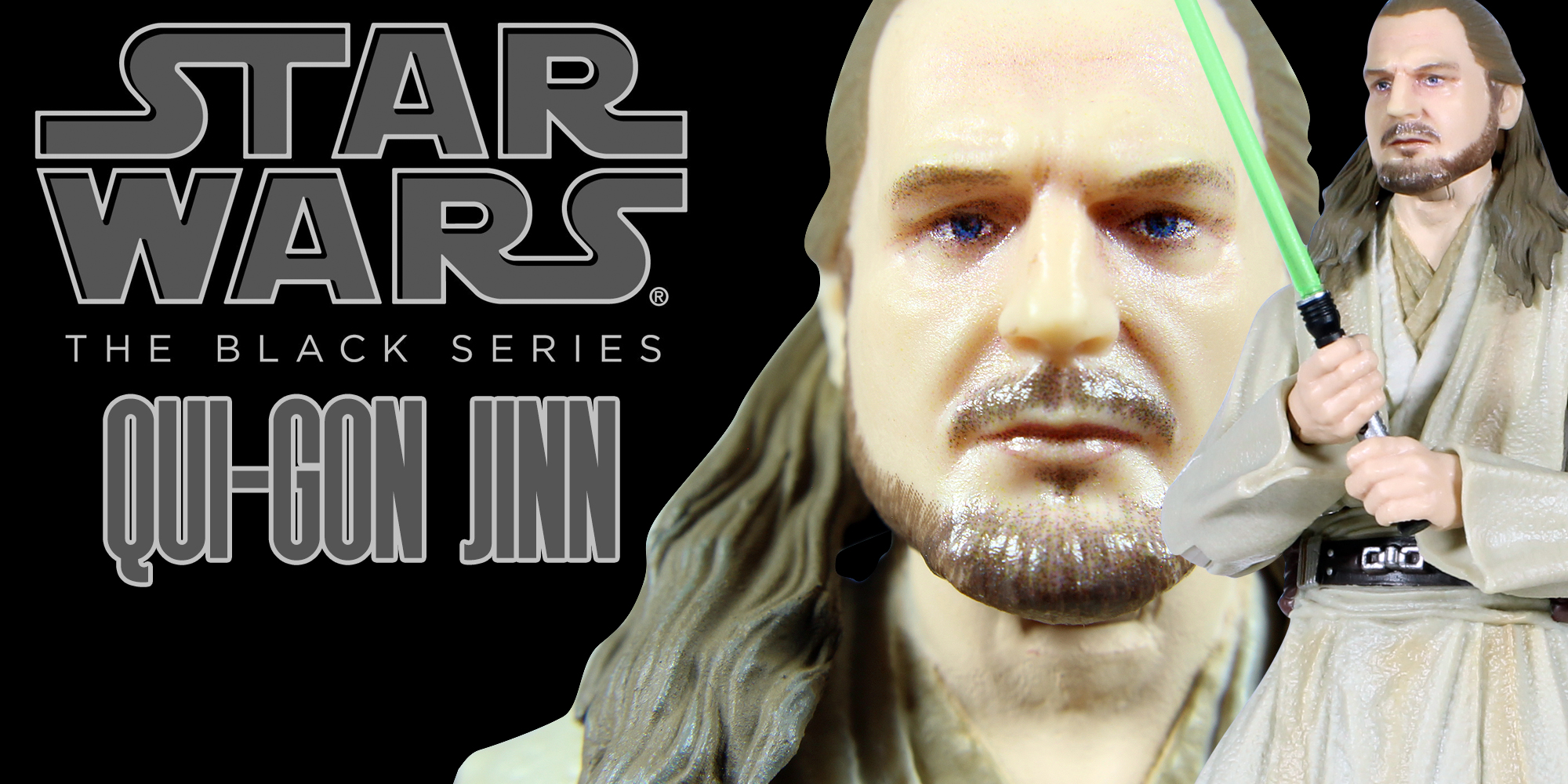 Black Series Qui-Gon Jinn