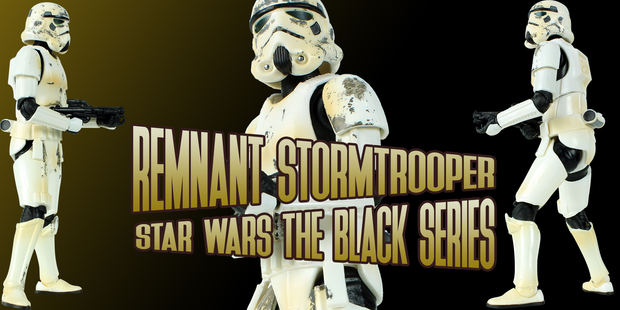 Black Series Remnant Stormtrooper
