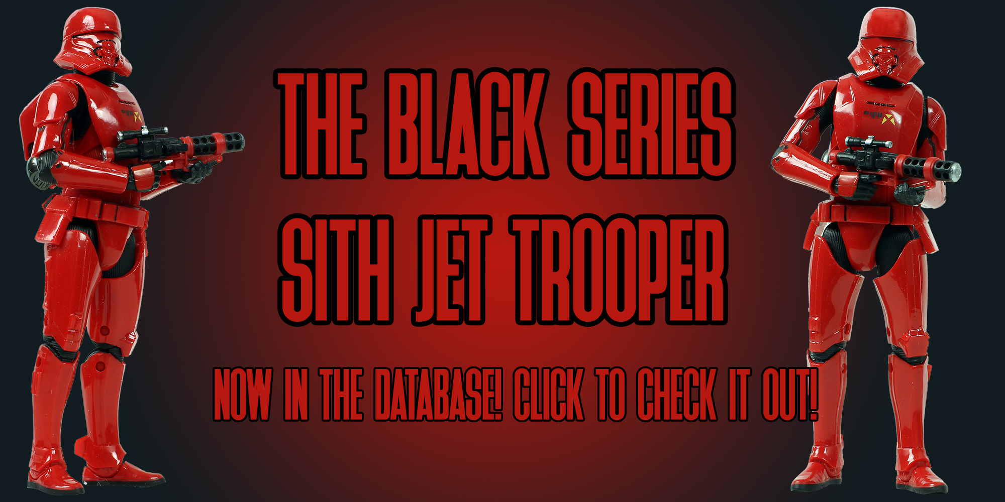 Black Series Sith Jet Trooper