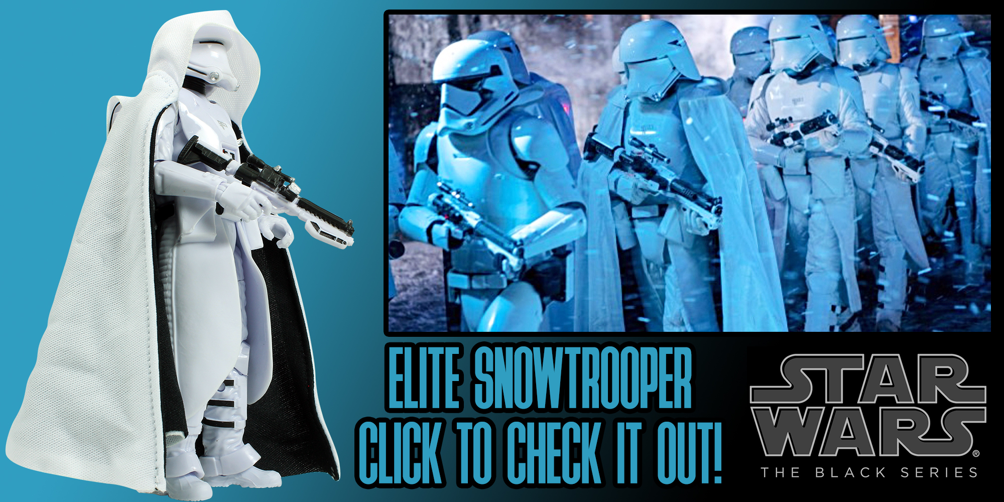 Black Series Snowtrooper