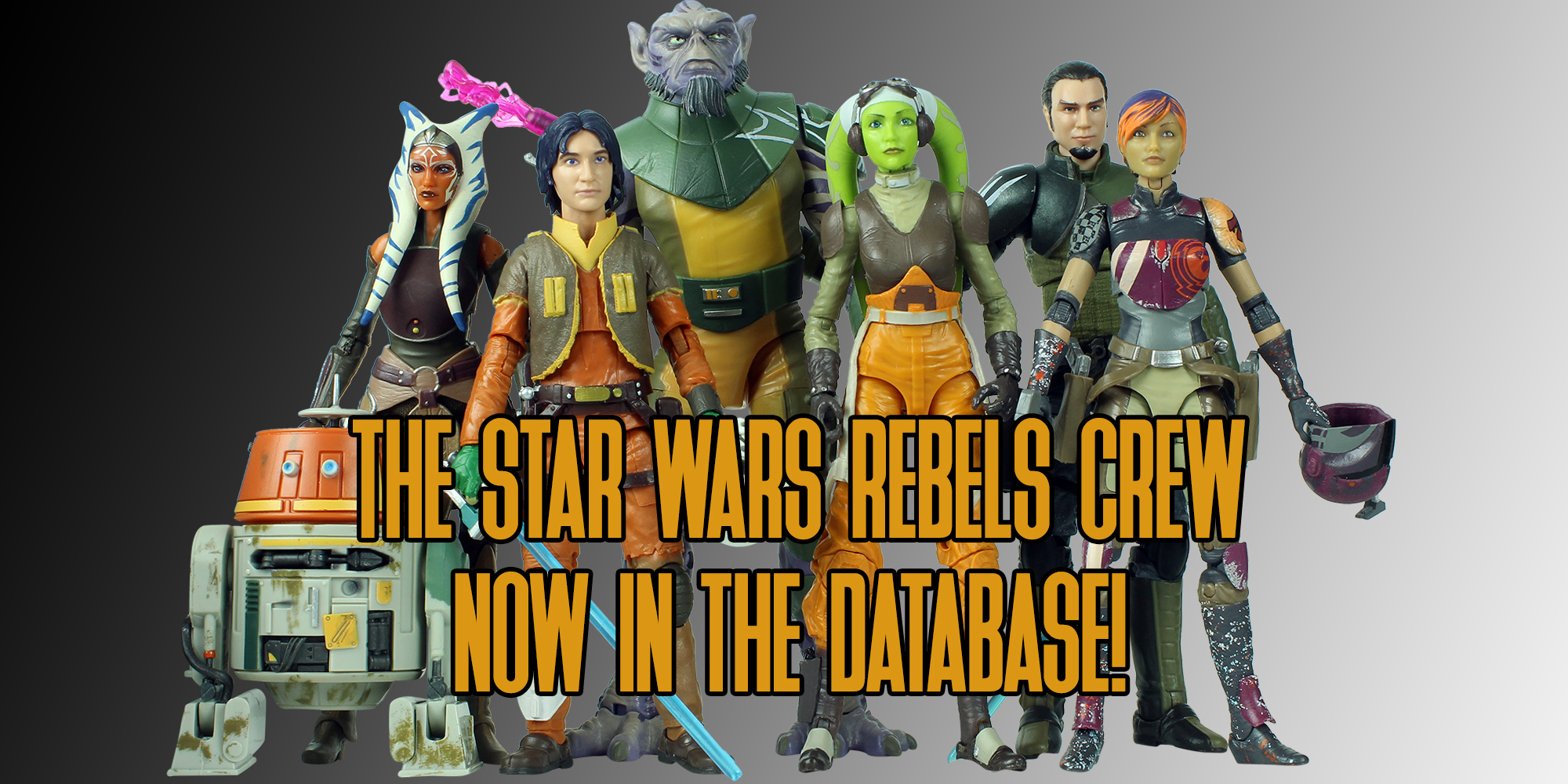Black Series Star Wars Rebels