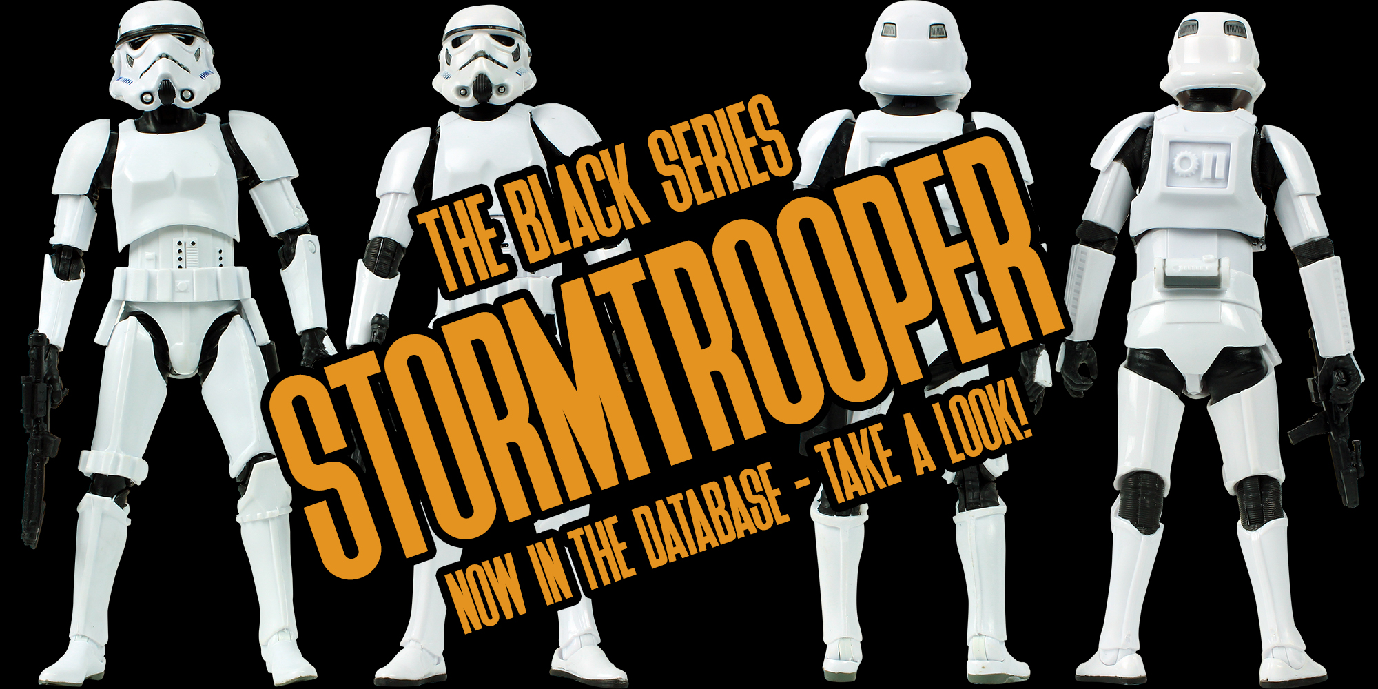 Black Series Stormtrooper