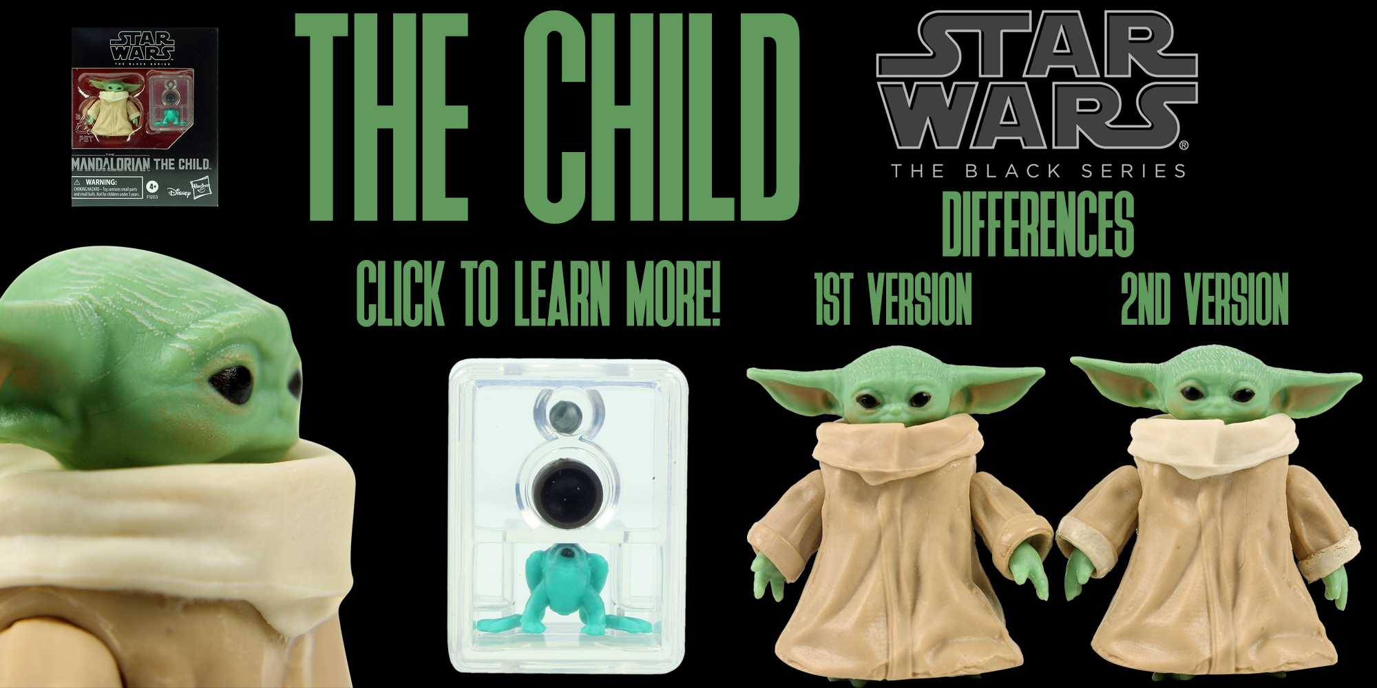 Black Series The Child