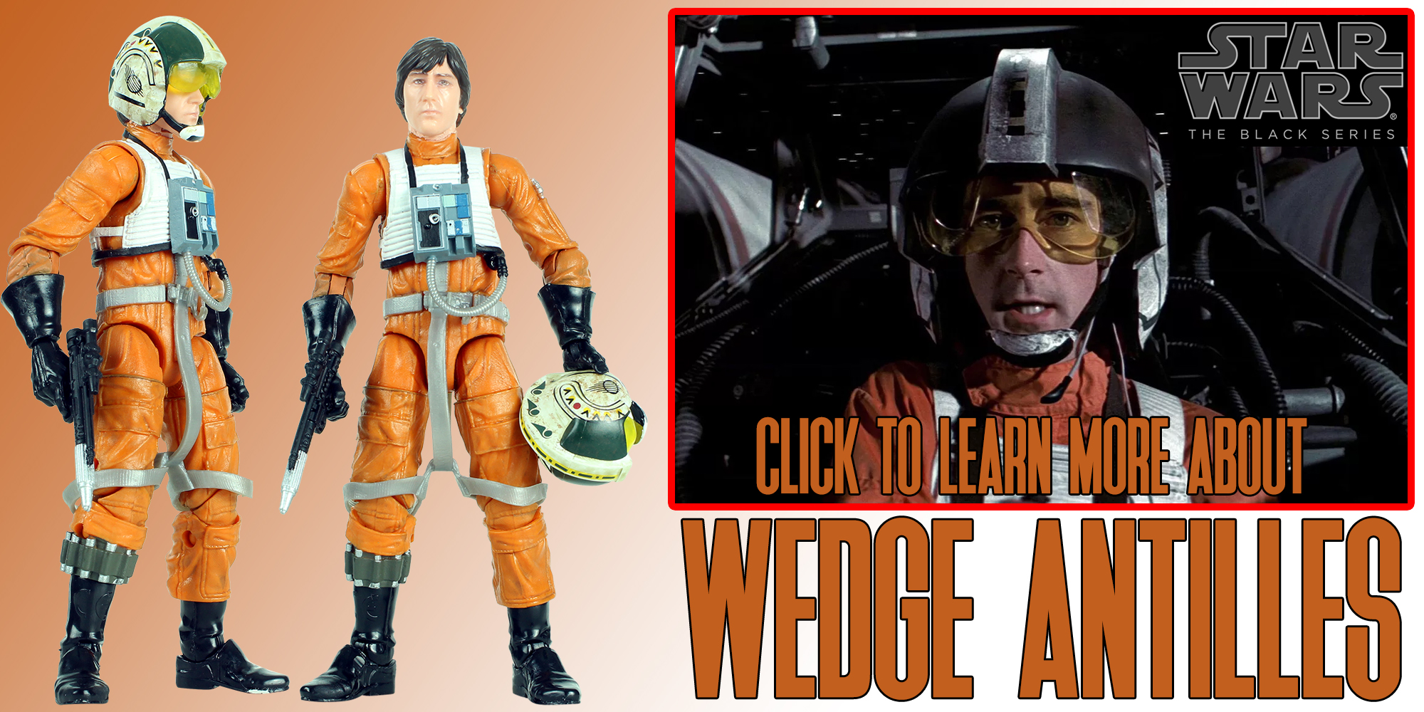 Black Series Wedge Antilles