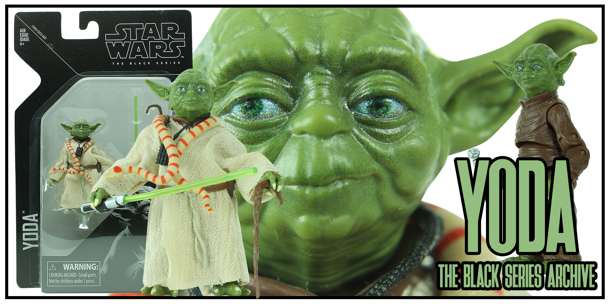 Black Series Archive Yoda