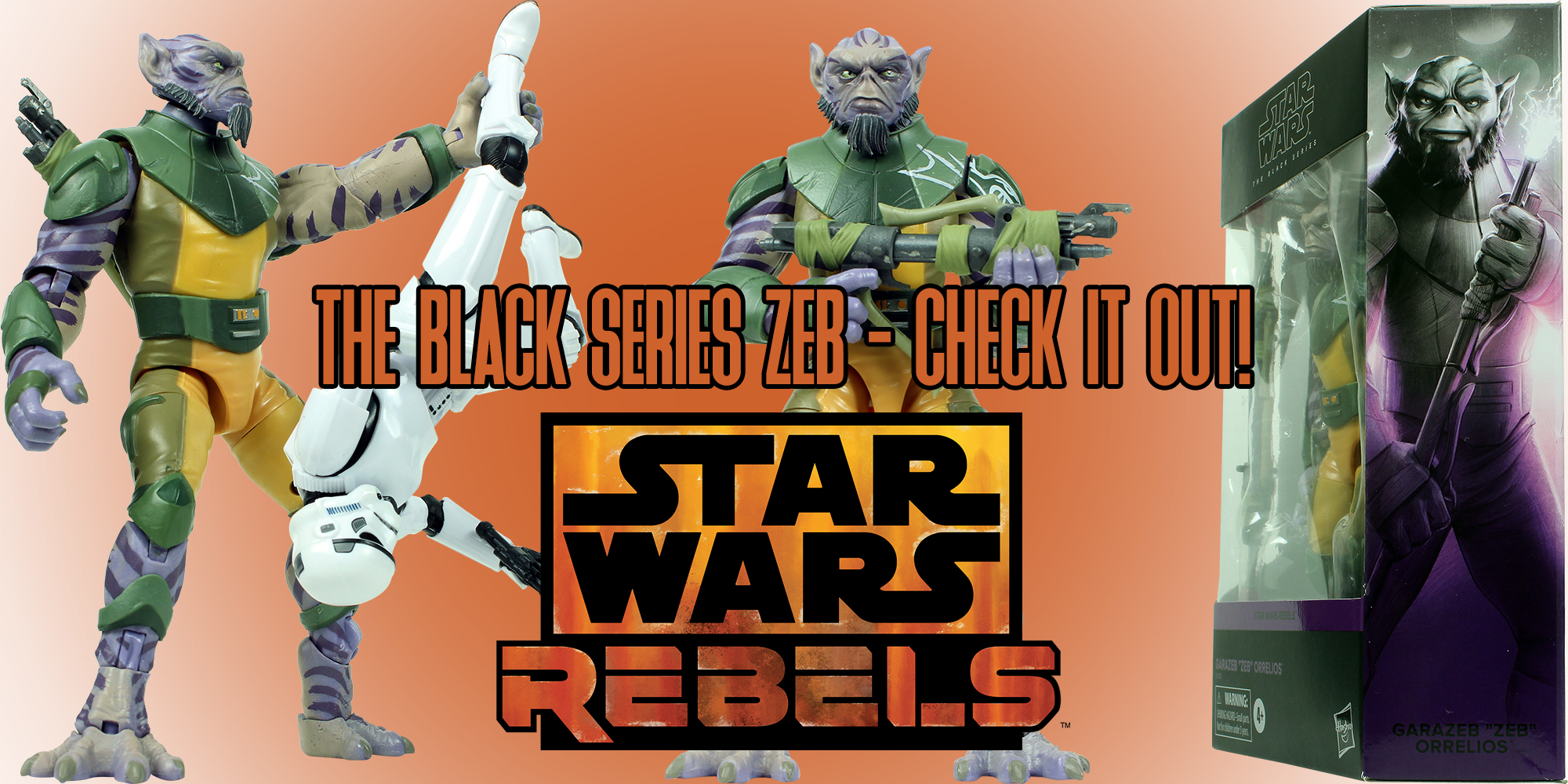 Black Series Zeb