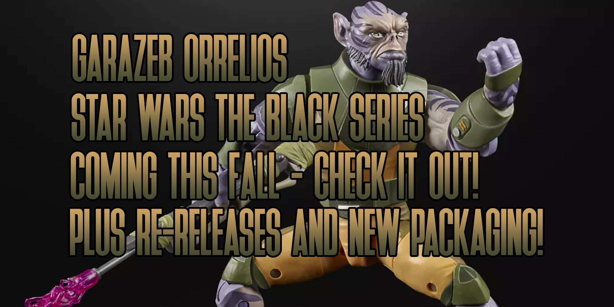 Star Wars Black Series Zeb