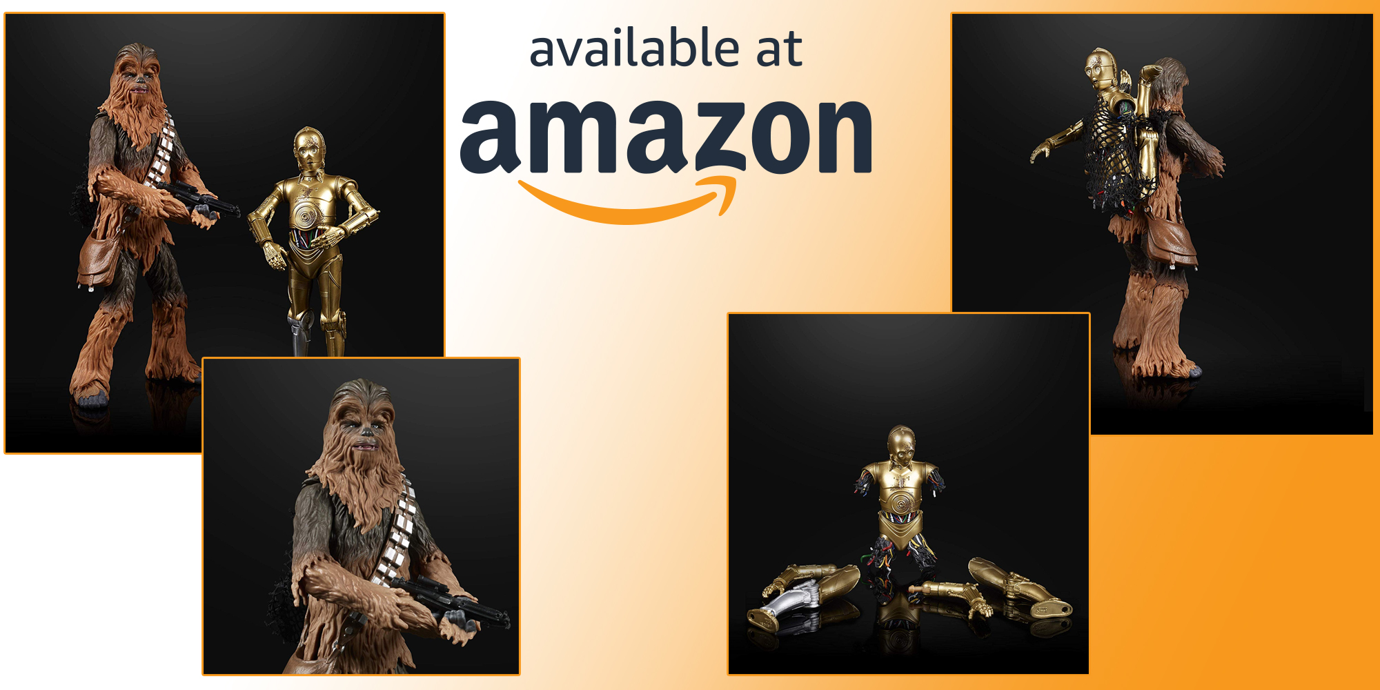 Black Series Chewie