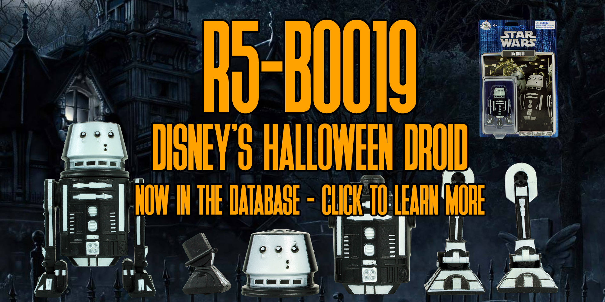 Star Wars R5-BOO19