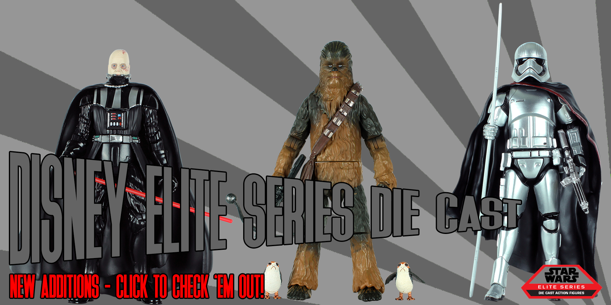 Star Wars Elite Series
