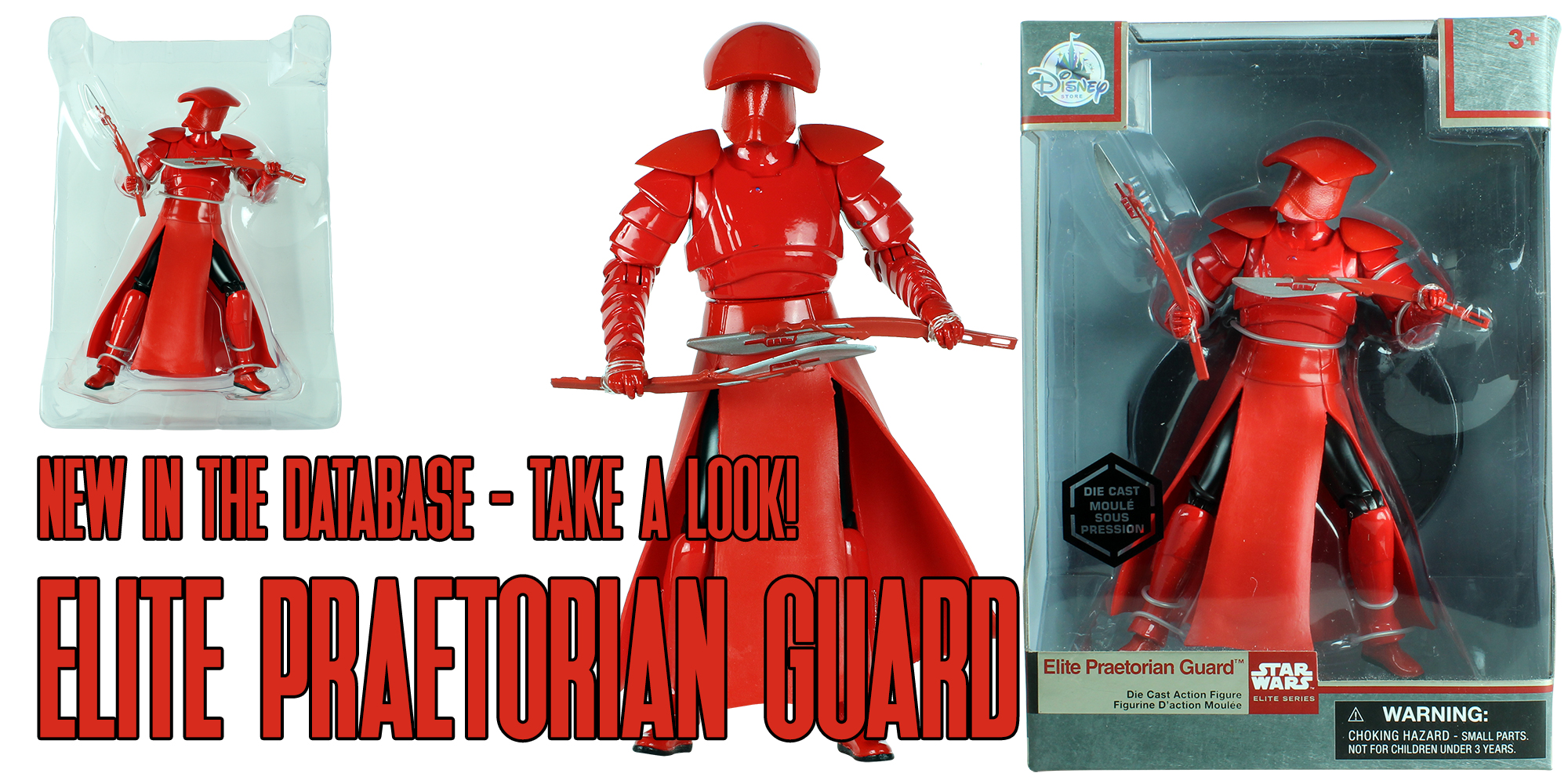 Elite Series Praetorian Guard