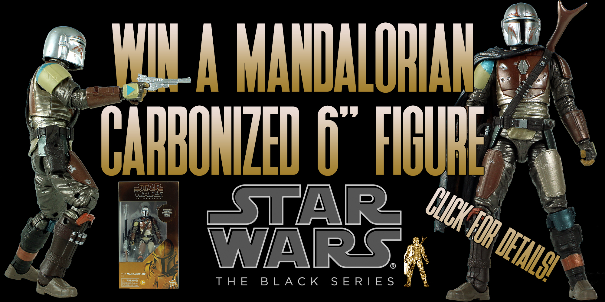 Win A Black Series 6