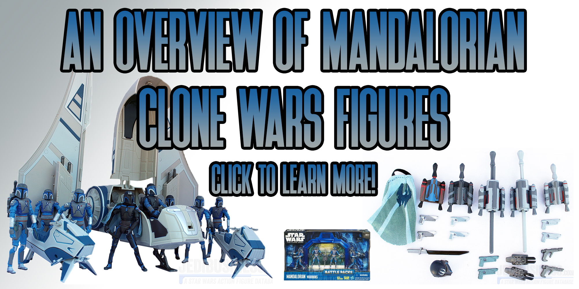 Mandalorian Action Figures
