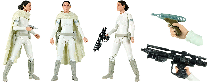 Padme Amidala Black Series