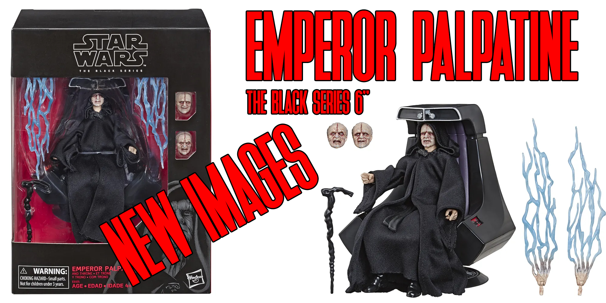 Black Series Palpatine