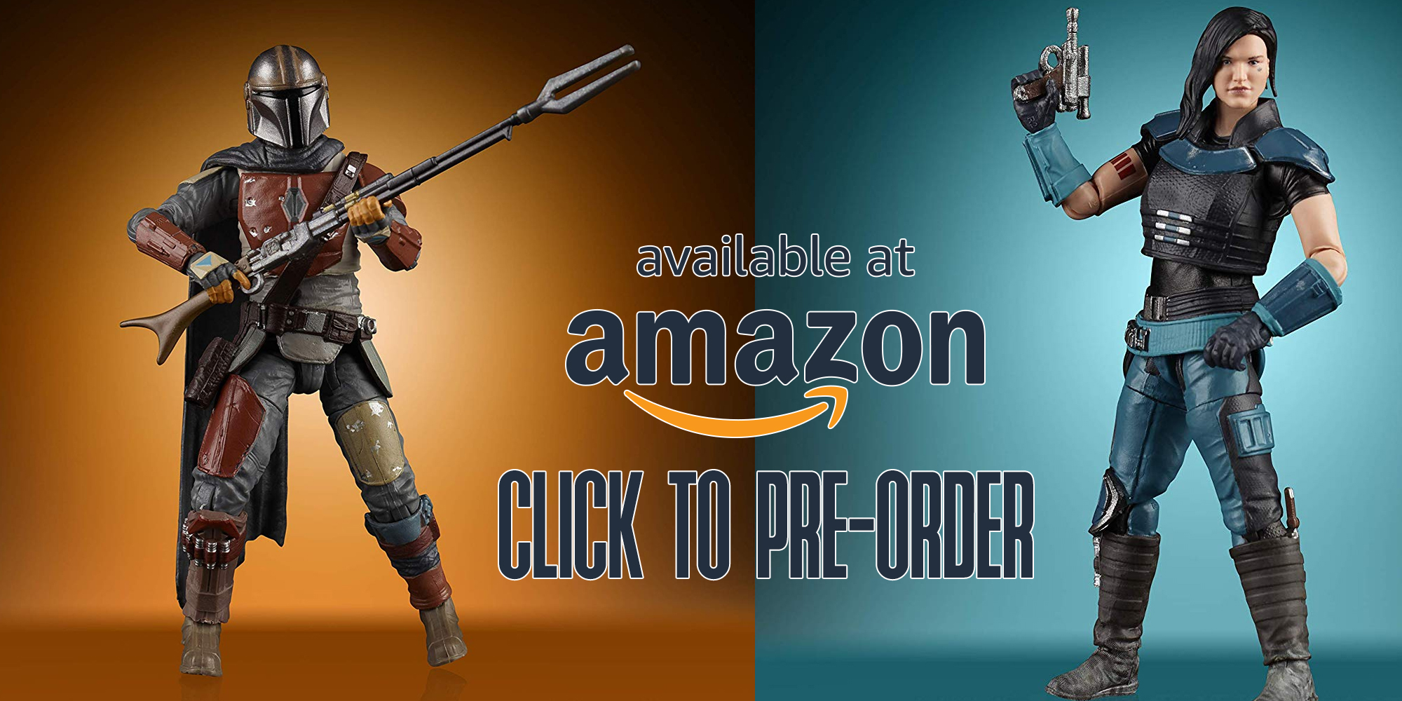 New Amazon preorders