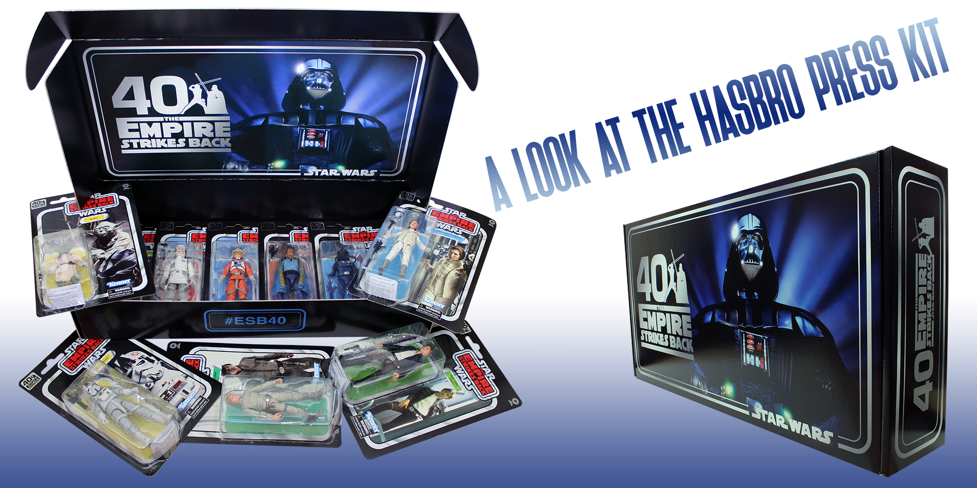 Star Wars The Black Series Press Kit