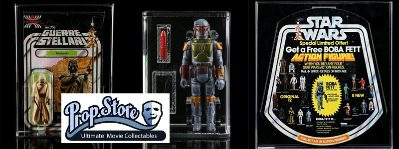 PropStore Star Wars auction