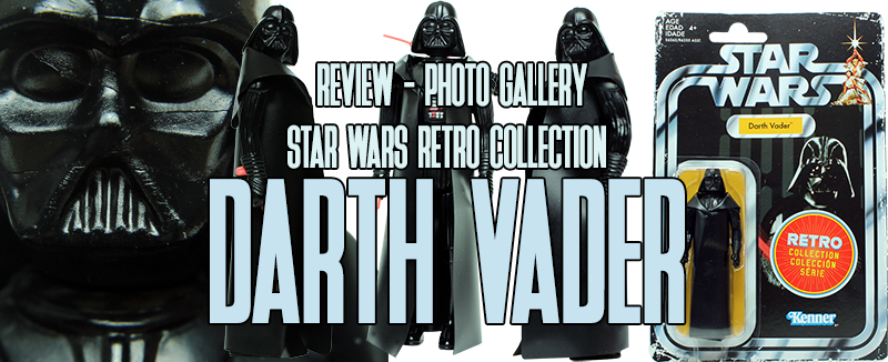 Retro Collection Darth Vader