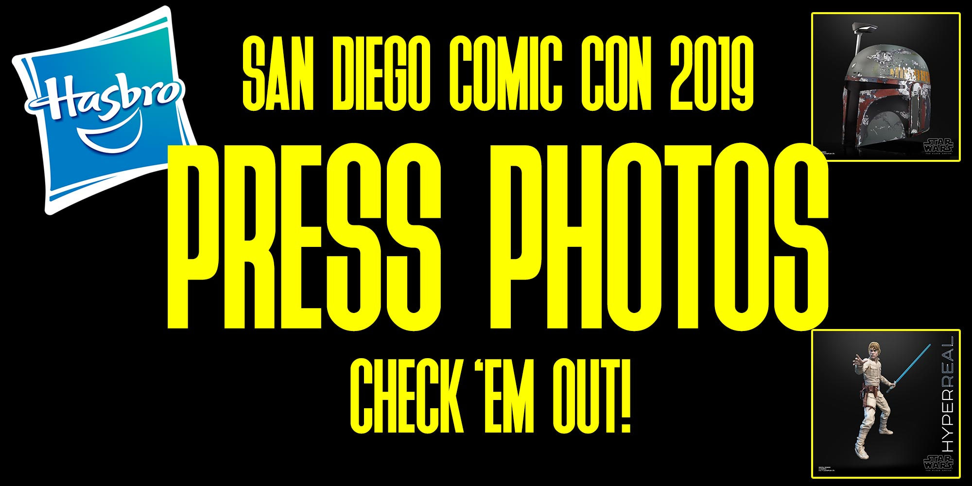 San Diego Comic Con 2019 Hasbro Press Photos