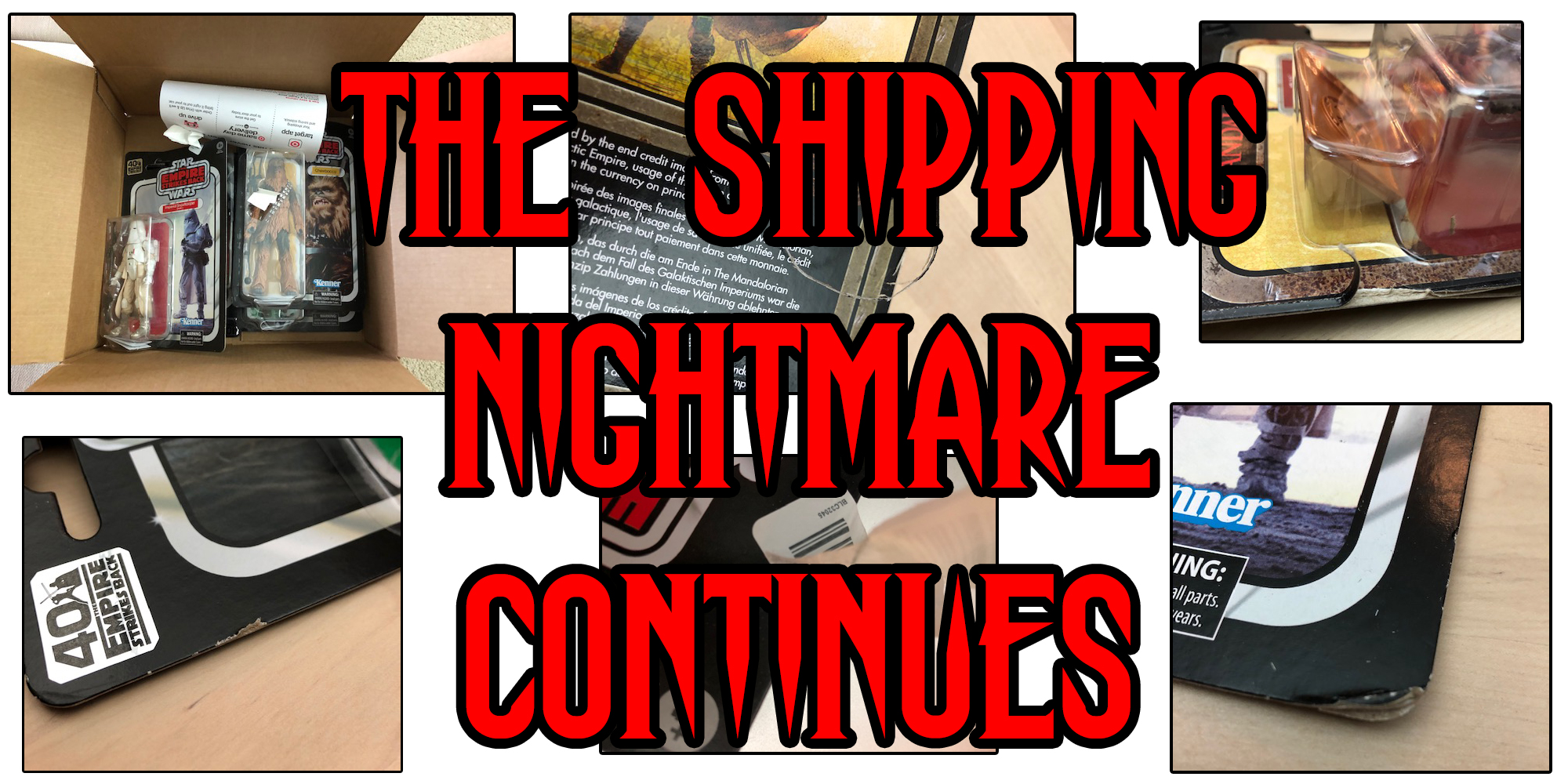 Shipping NIghtmare