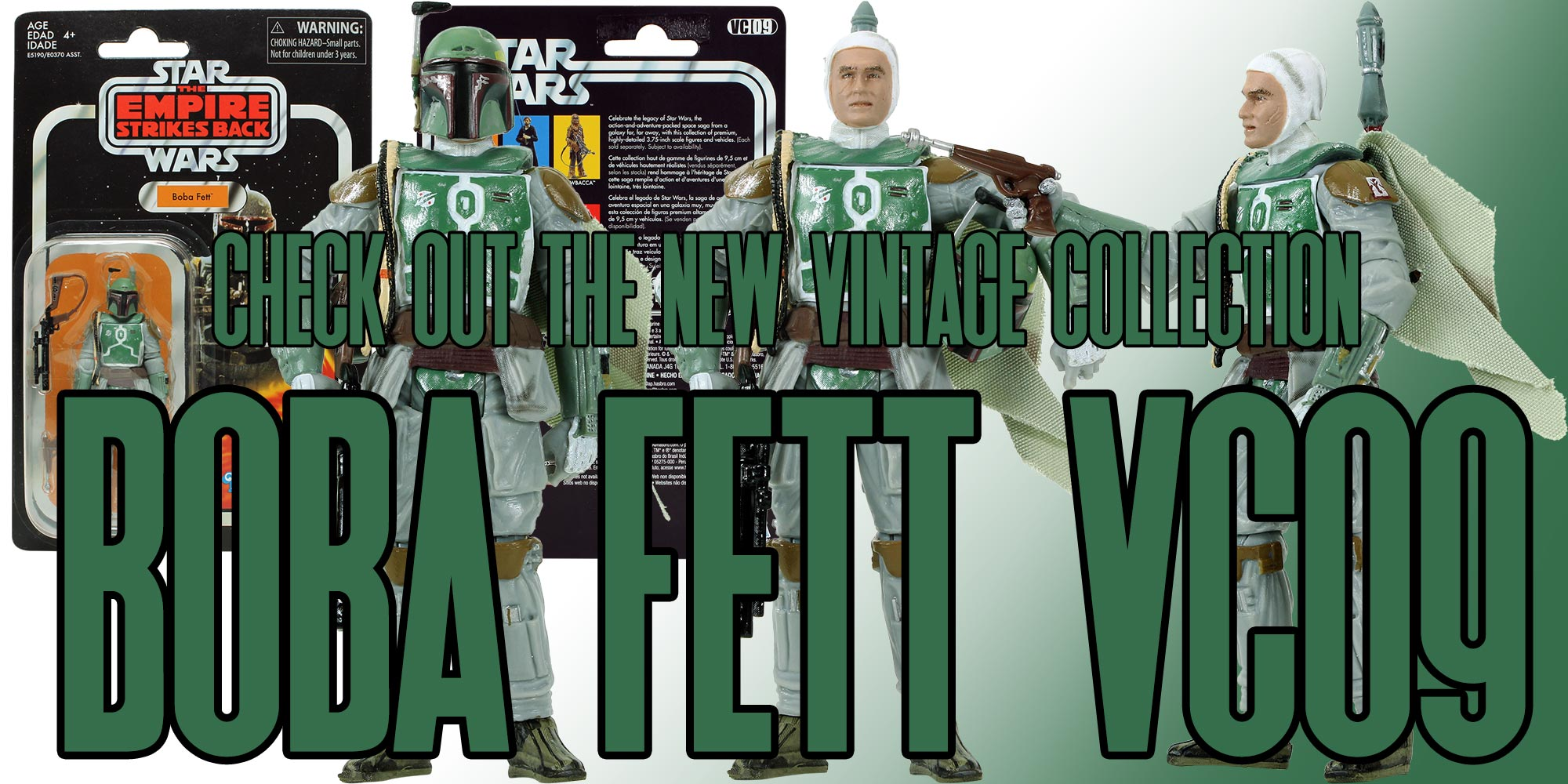 The Vintage Collection Boba Fett